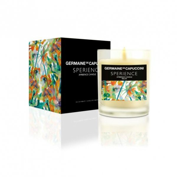 Αρωματικό κερί Sperience Ambience Candle Vitality