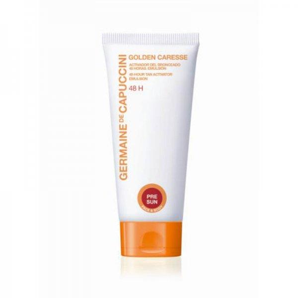 Golden Caresse 48 Hour Tan Activating Emulsion