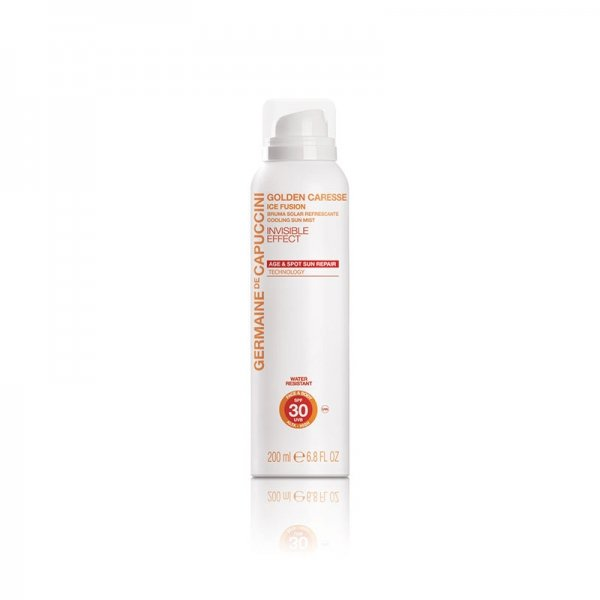 Golden Caresse Ice Fusion  Cooling Mist SPF30