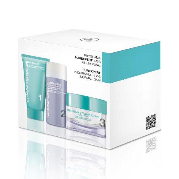 Purexpert 1-2-3 Combination Skin Programme