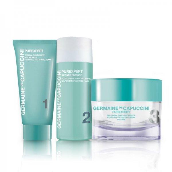 Purexpert 1-2-3 Oily Skin Programme