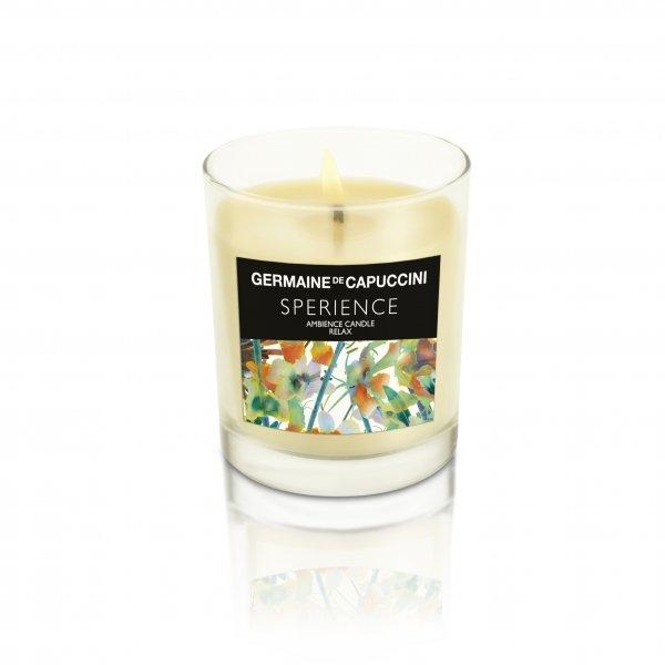 Αρωματικό κερί Sperience Ambience Candle Relax